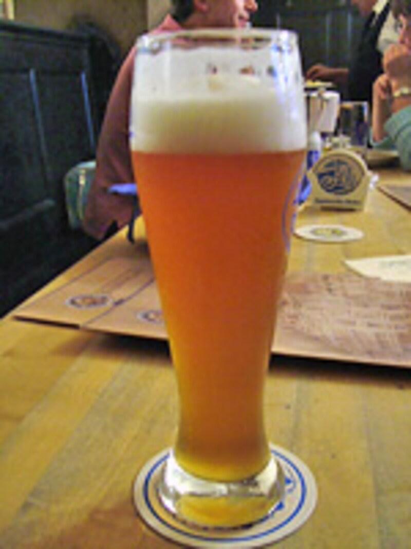 白ビール(ヴァイスビア)