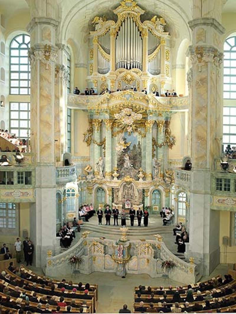 フラウエン教会(ドレスデン)