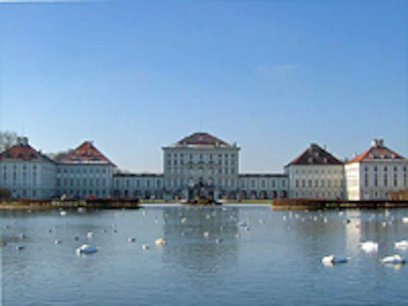 ニュンフェンブルク城