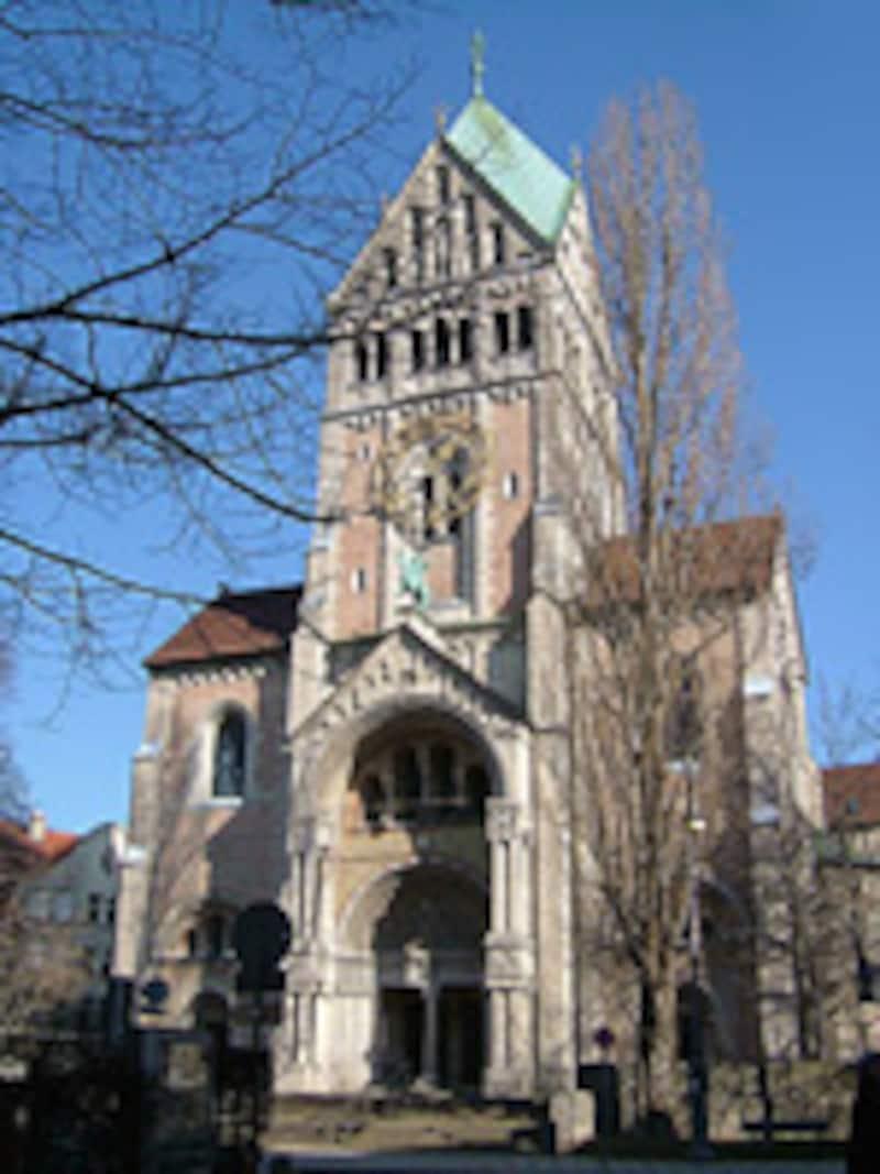 ミュンヘンの教会