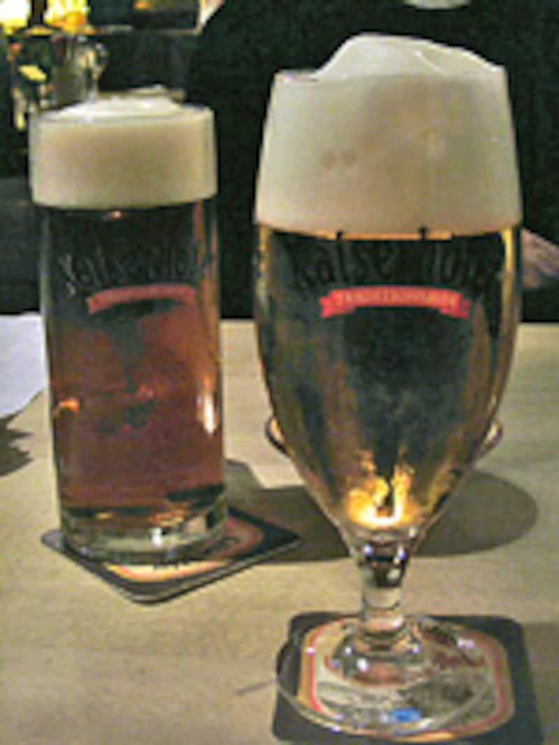 クローナッハのビール
