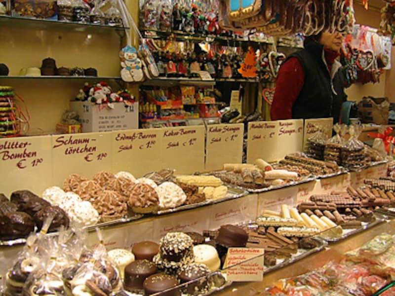 アウクスブルクのクリスマスマーケット
