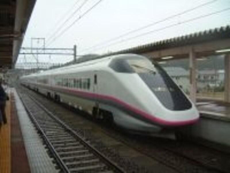秋田新幹線「こまち」