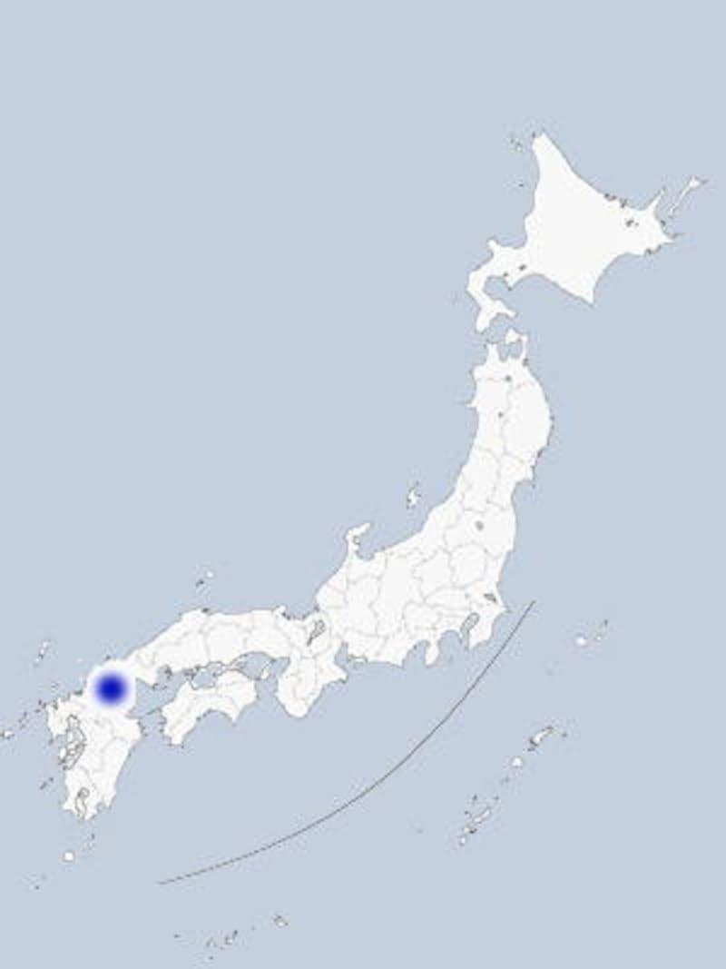 北九州・門司港の地図