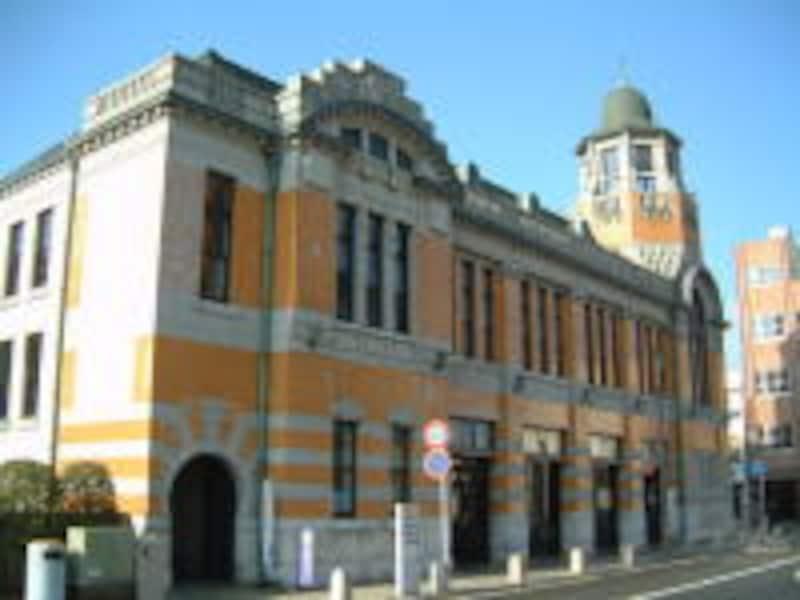 旧 大阪商船の建物
