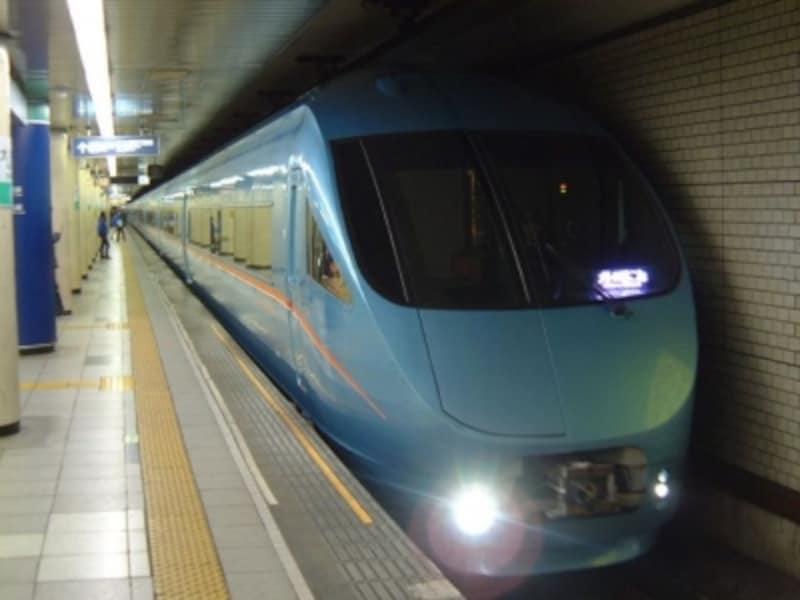 小田急ロマンスカー60000形MSE