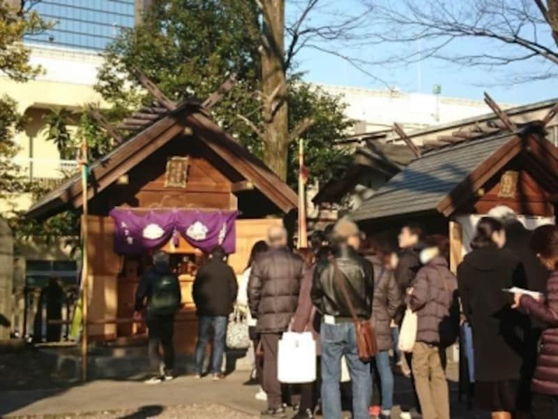 恵比寿神/富岡八幡宮