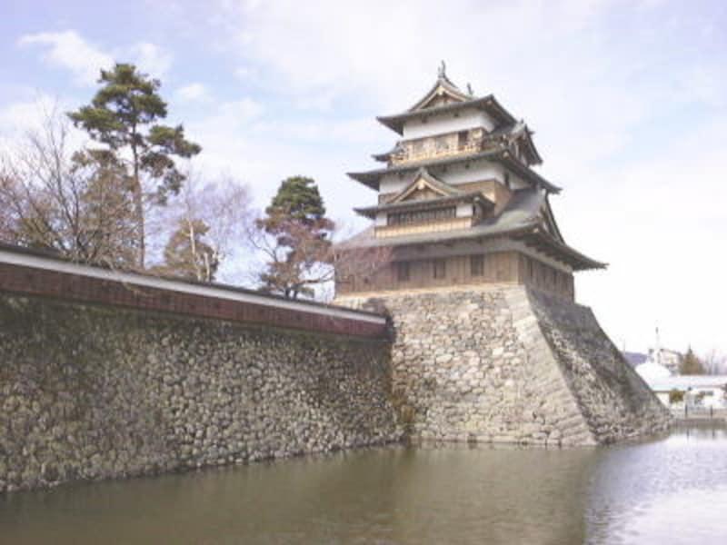 諏訪の浮城 高島城(1)