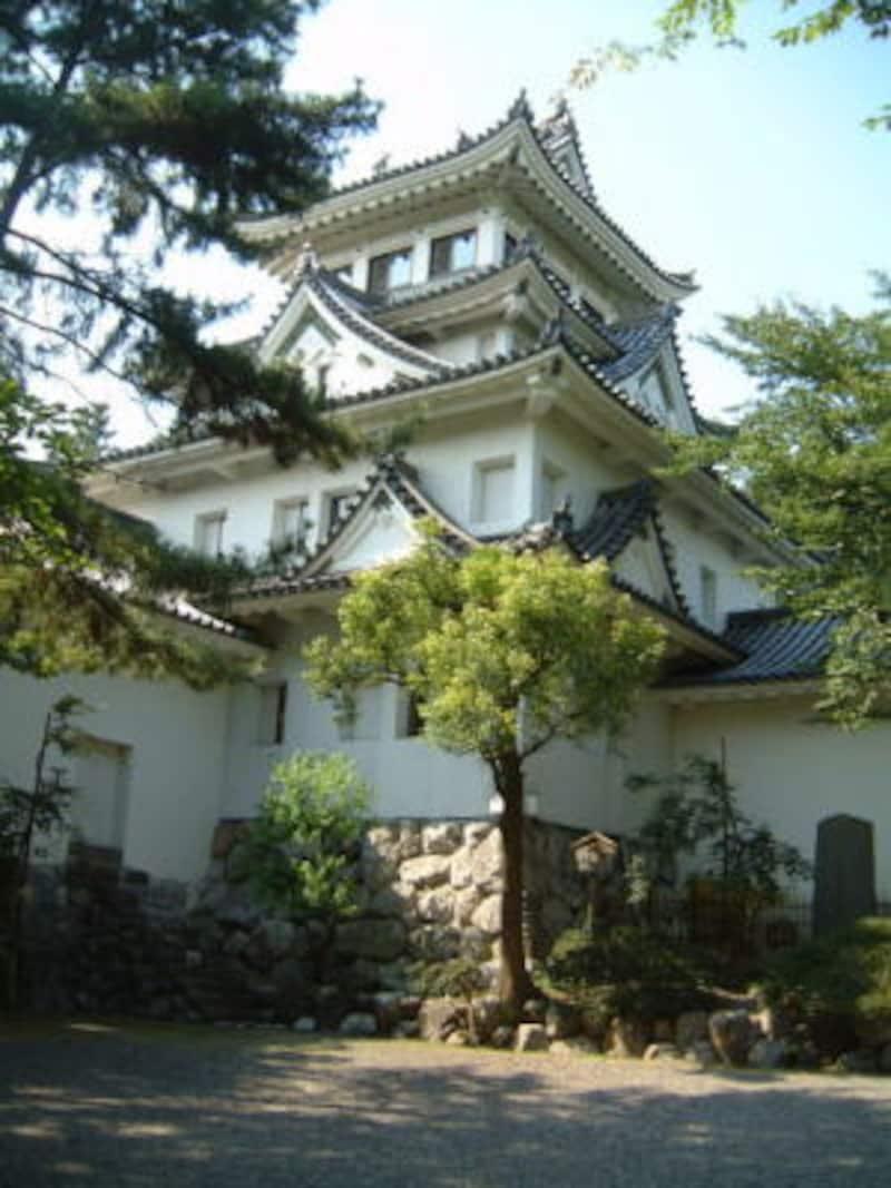 大垣城(1)