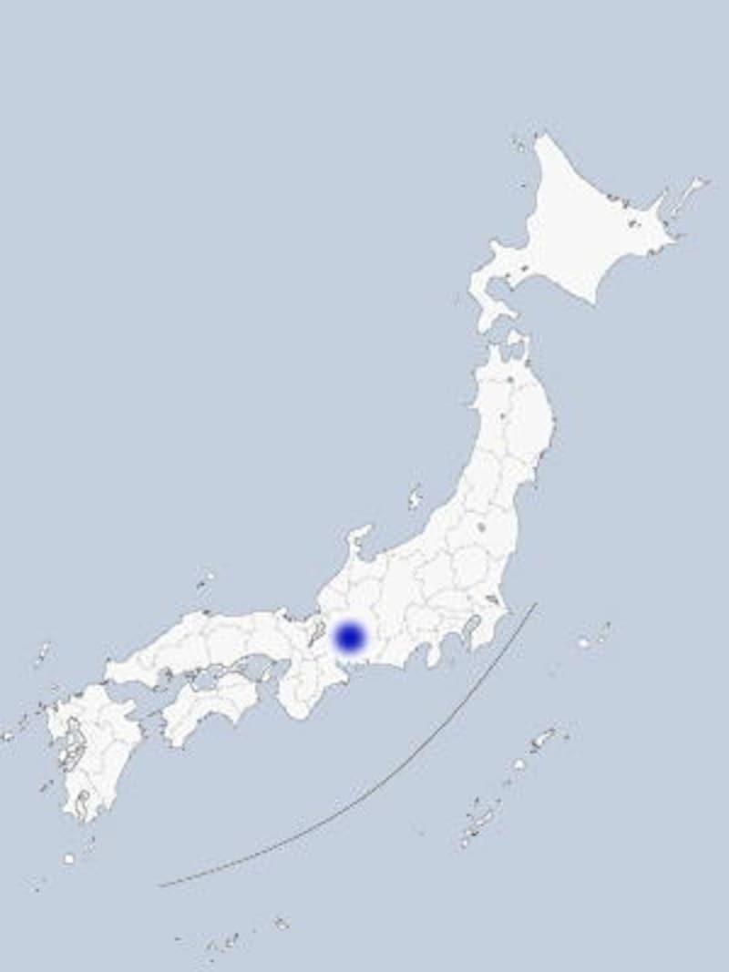大垣の地図