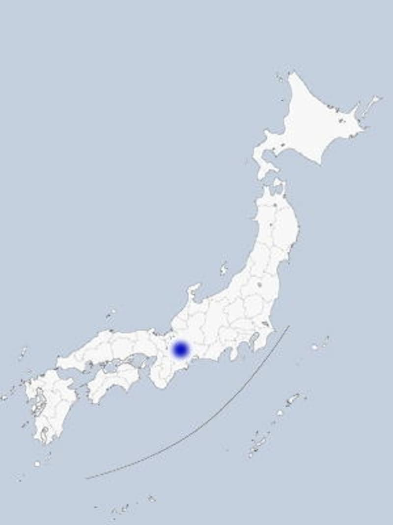 彦根の地図