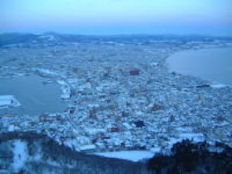 函館山からの眺め(1)