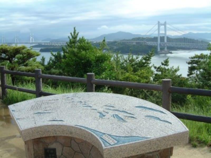 鷲羽山展望台