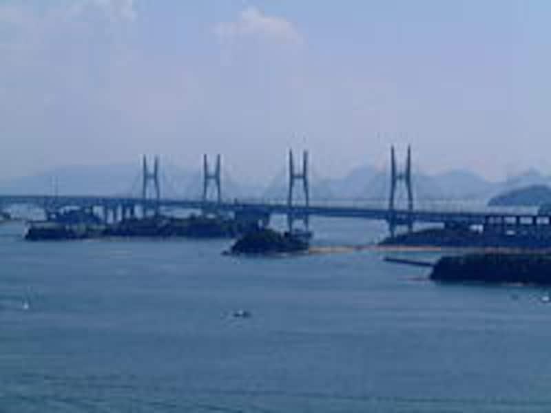 瀬戸大橋(3)/岩黒島橋と櫃石島橋