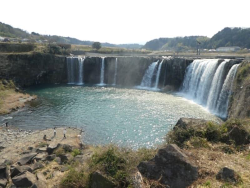 原尻の滝(1)