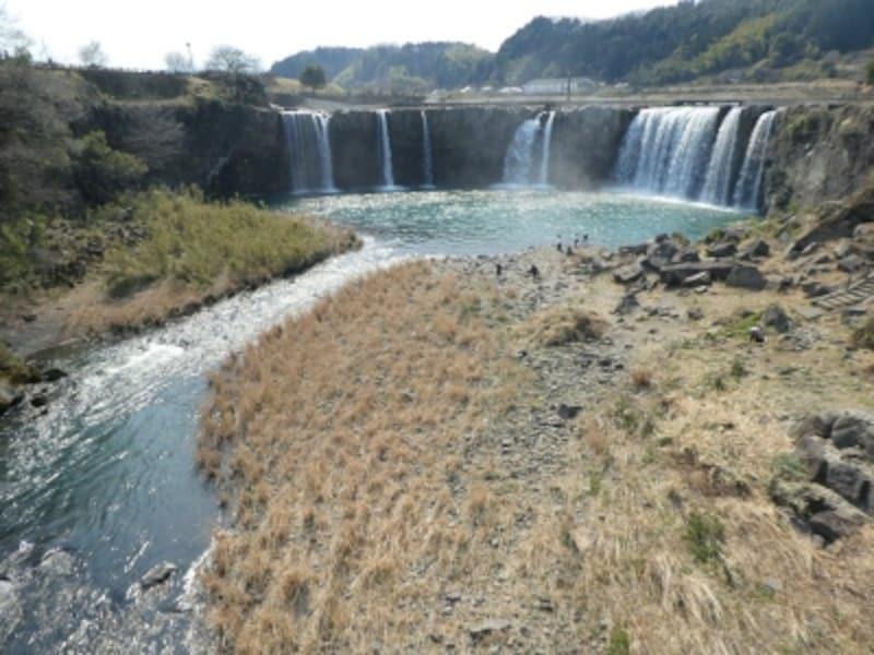 原尻の滝(2)