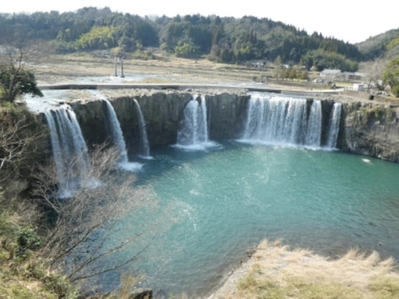 原尻の滝(3)