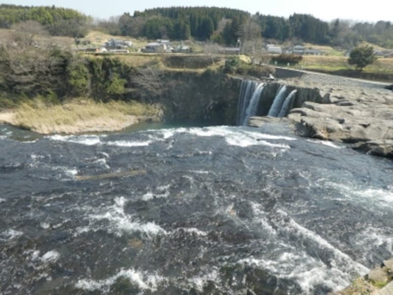 原尻の滝(5)