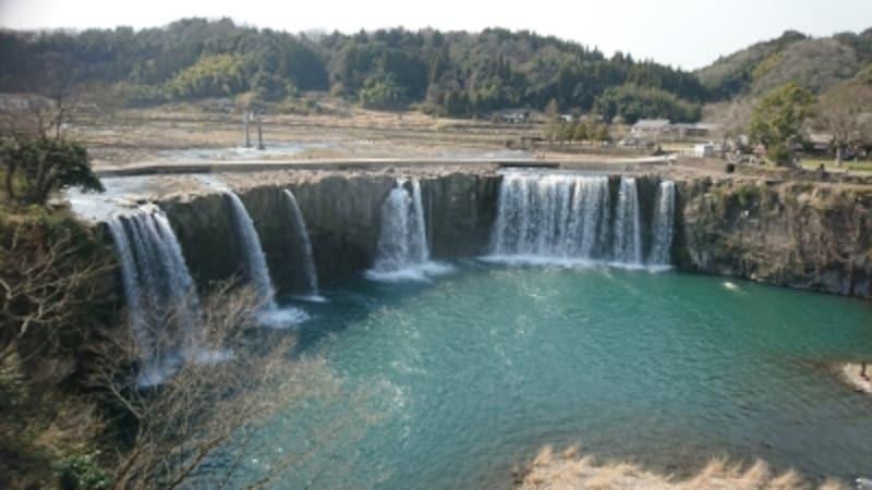 原尻の滝(7)