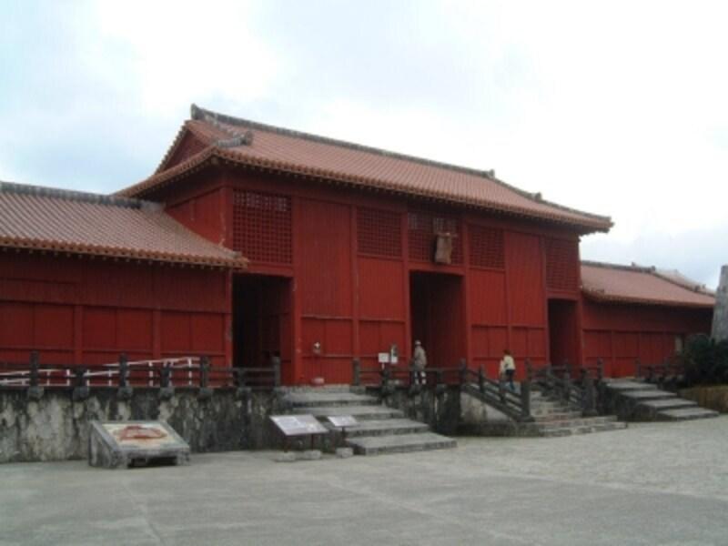 首里城(6)/奉神門