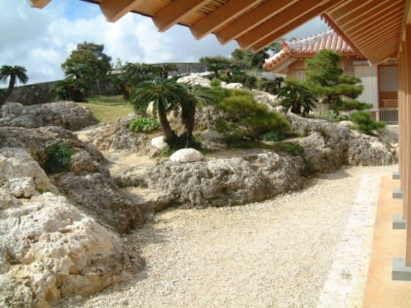 首里城(8)/庭園