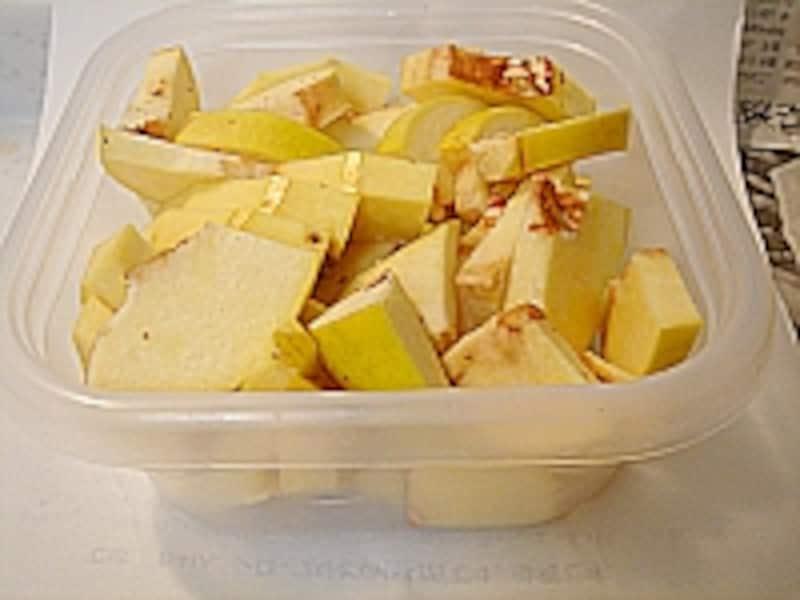 かりん シロップ の 作り方
