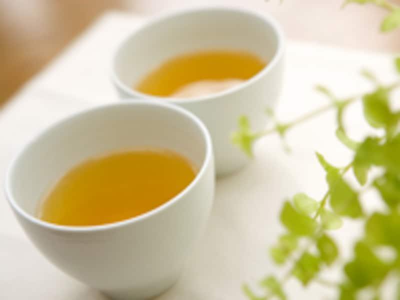 緑茶は風邪の予防にも効果的!