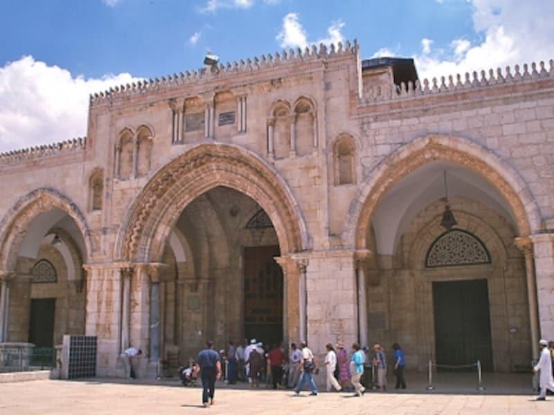 アル・アクサ・モスク