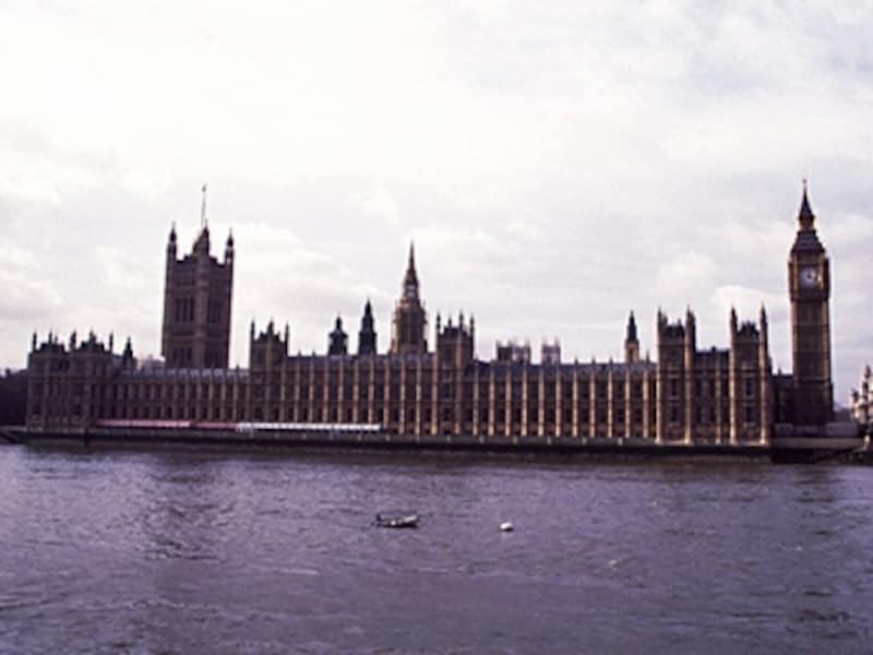 国会議事堂=ウェストミンスター宮殿