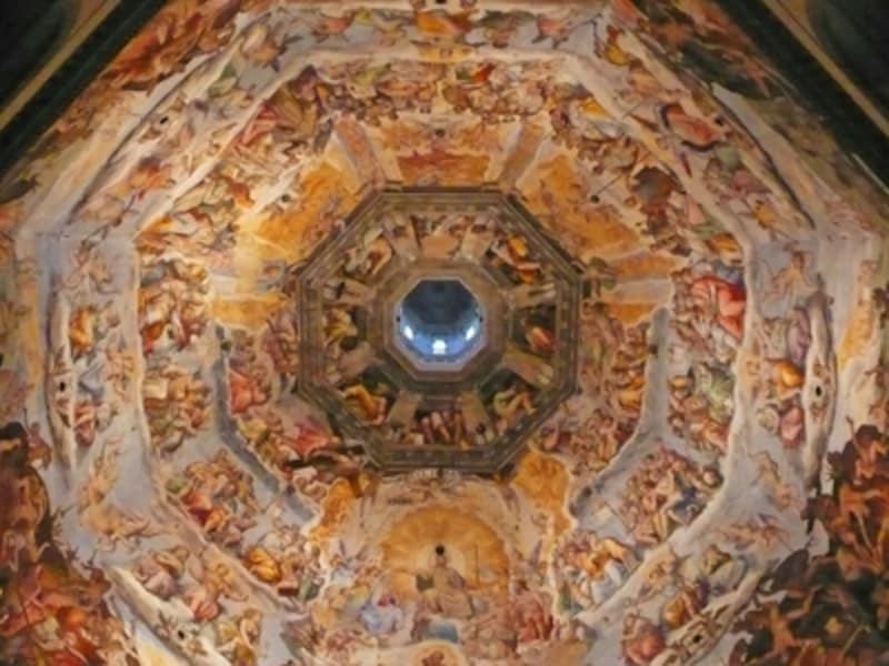 サンタ・マリア・デル・フィオーレ大聖堂のクーポラ