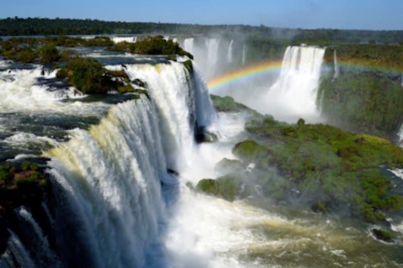 個人的に、旅行者が最もがっかり「しない」と思う世界遺産はイグアスの滝!