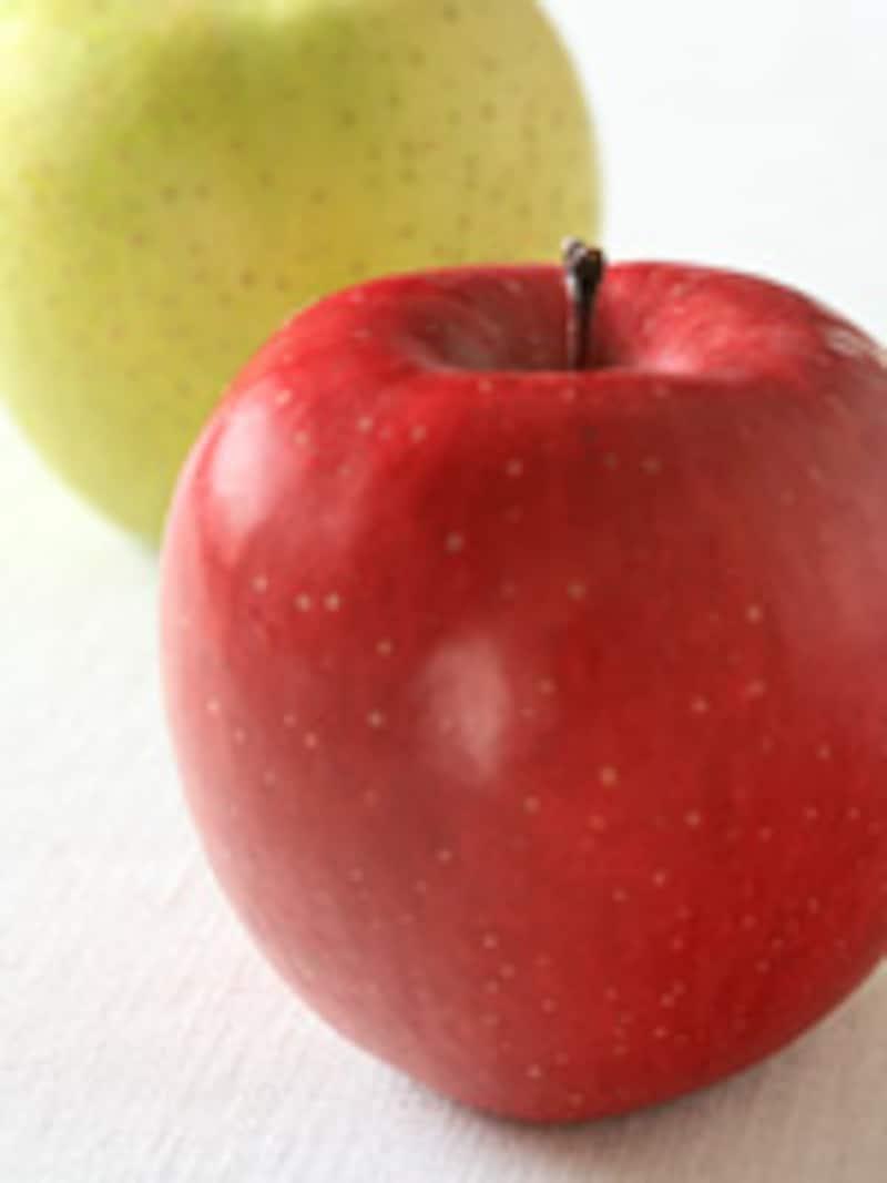 リンゴ「サンふじ」