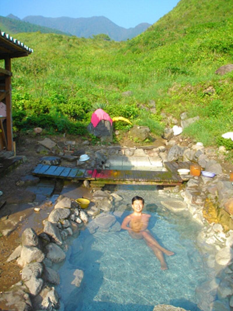 別府温泉鶴の湯1