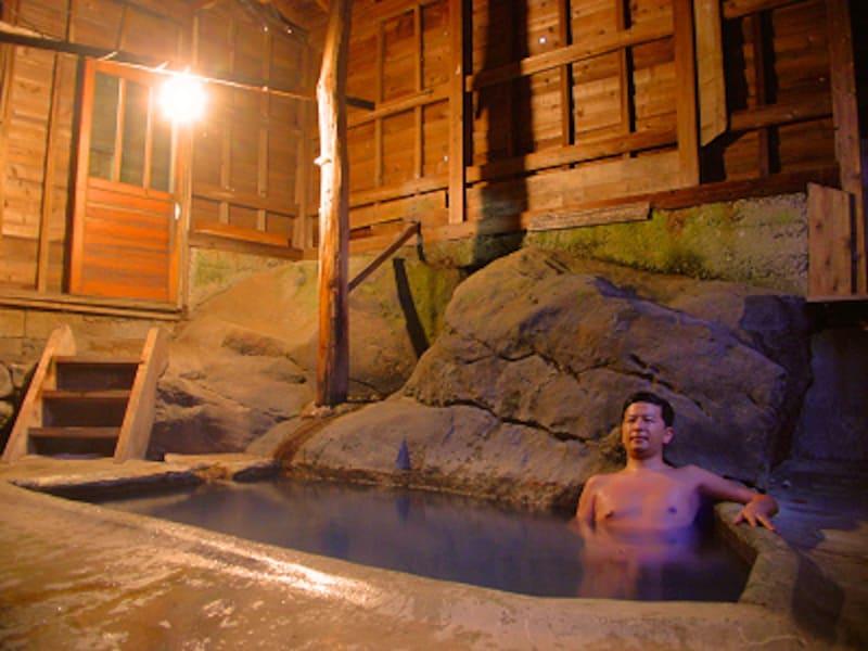 孫六温泉石の湯1