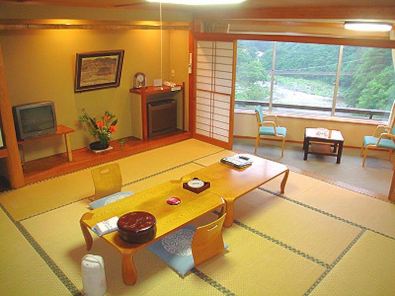 ホテル塩原ガーデン 客室
