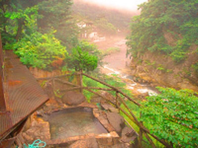 ホテル塩原ガーデン 塩釜温泉