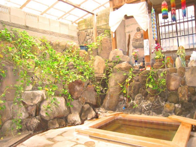 双葉荘 浴場