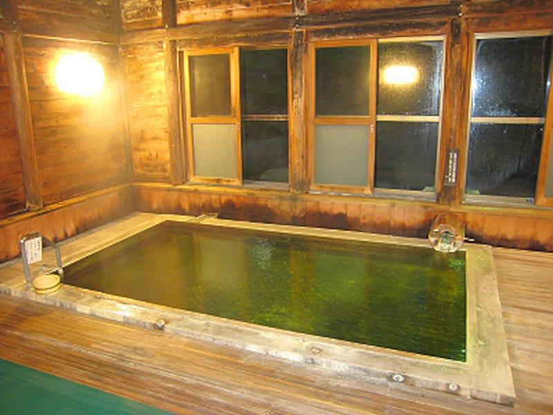 熊の湯温泉