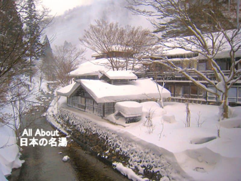 長寿 法師 館 温泉 秘湯ファンも絶賛、足元湧出泉の法師温泉・長寿館 今こそ日本の名宿へ(第1回)