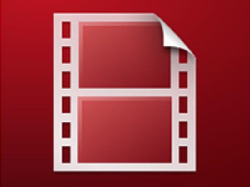 「Flash Video Encoder」のアイコン