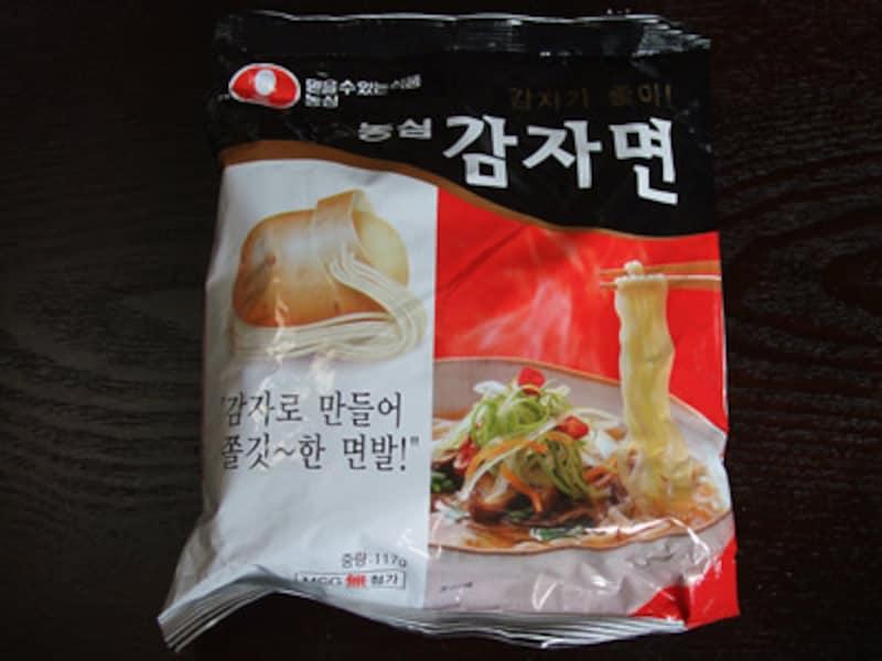 カムジャ麺