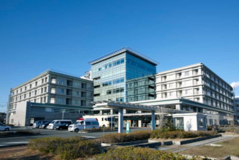 病院によっては本院、分院、第1、第2など建物が分かれている場合がありますので、行き先の住所と電話番号を確認しておきます。