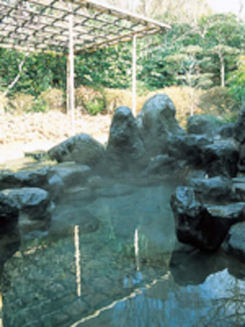 石葉 温泉