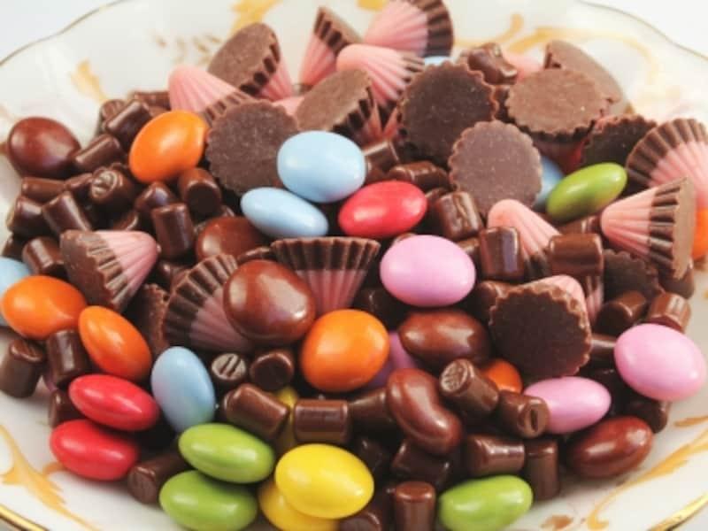 太りにくいチョコレートの食べ方って?
