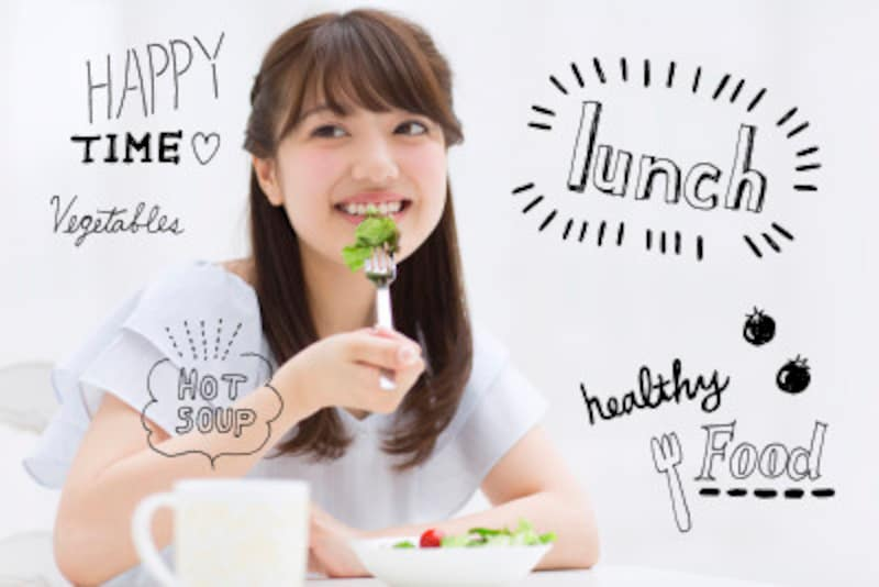 基礎代謝UP!体重の変動が激しい人におすすめな太りにくくする方法