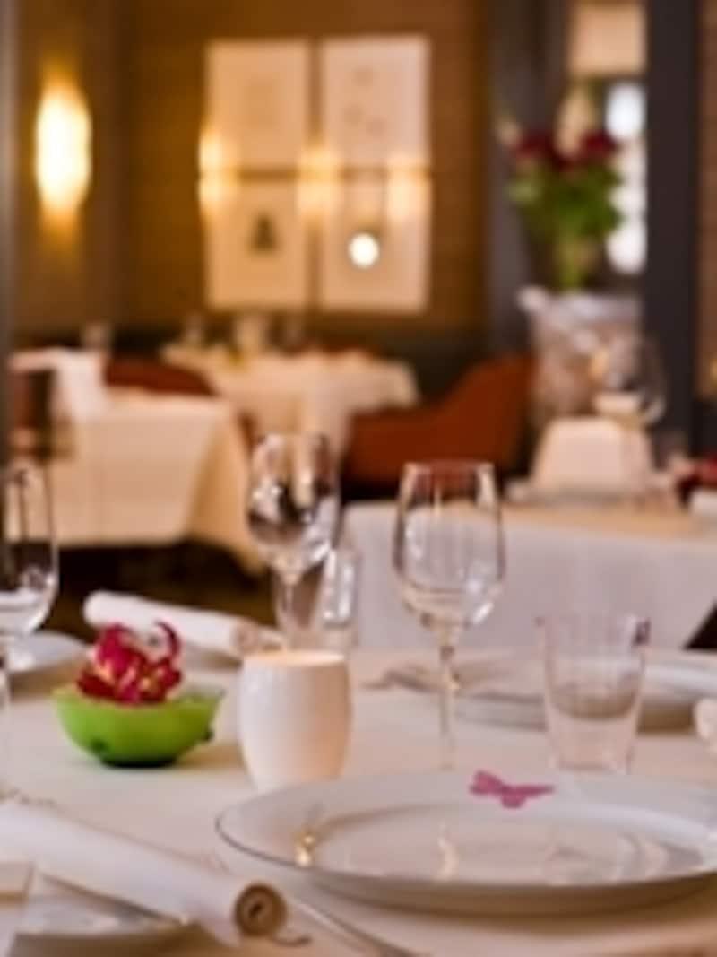 ダルマイヤのレストランは、2009年秋から装いも新たに!