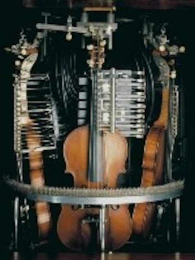 楽器のセクションではコンサートイベントがあることも©DeutschesMuseum
