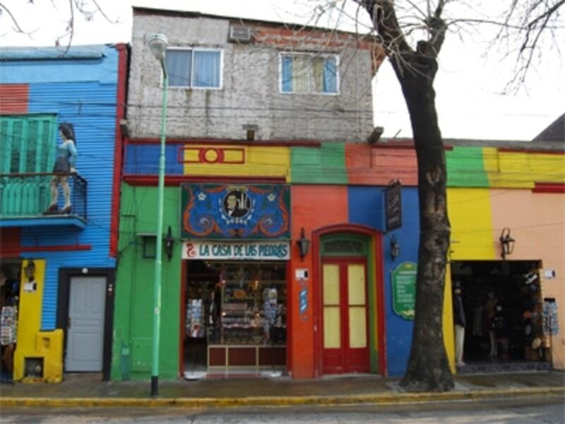 冬のブエノスアイレスで、哀愁溢れる雰囲気を味わってみたい