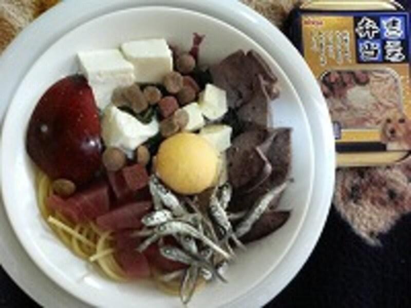 凛雫ちゃんのお食事