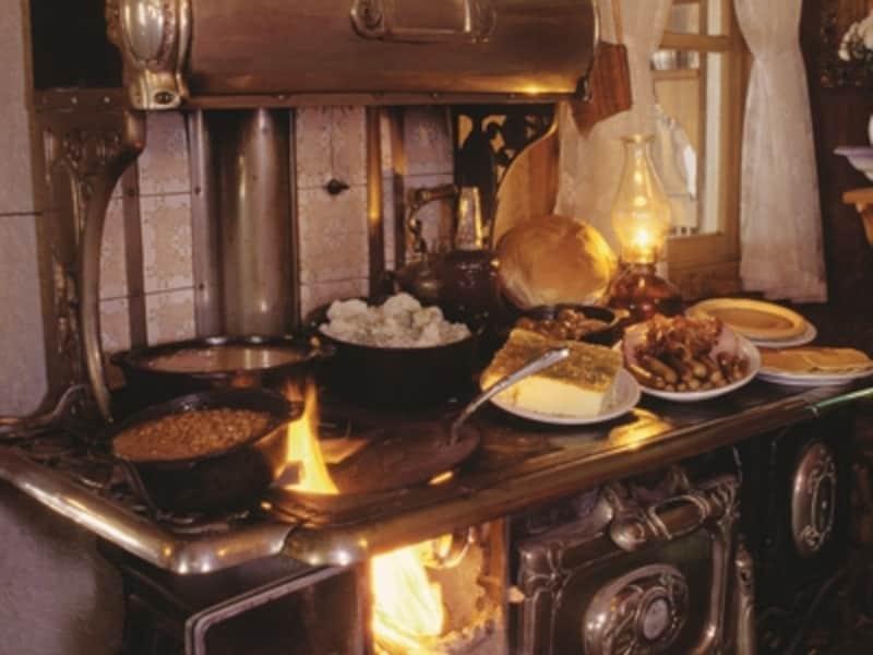 ミートパイなど、ケベックの郷土料理の数々undefined写真提供:TourismQuebec